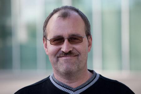 Christian Lahner, Saurer Glas